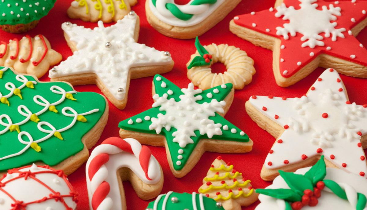 Christmas Deserts Christmas Cookies