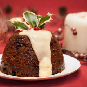 Christmas Deserts Christmas Pudding
