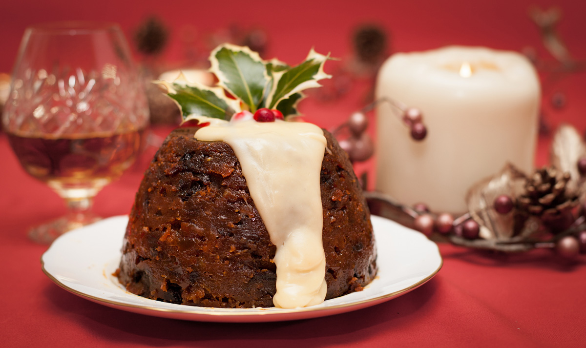 xmas dinner pudding ideas