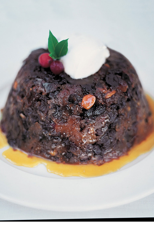 Christmas Dishes Recipes Christmas Pudding