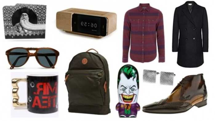 Christmas Gift Ideas for Boyfriend - Cloth, Shoe, Bag, Wallet, Sunglasses