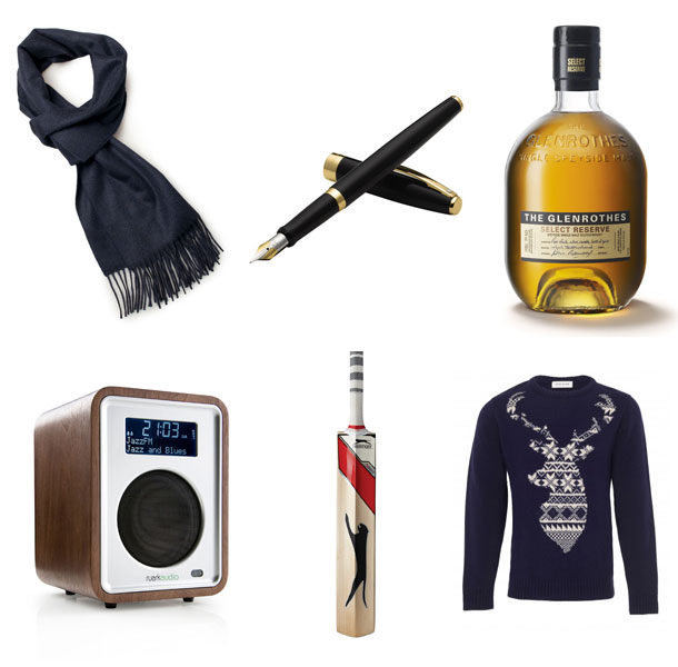 Christmas Gift Ideas for Dad - Accessories, Wine, Pen