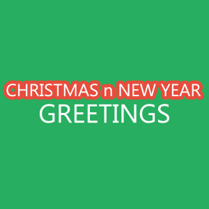 Christmas n New Year Greetings