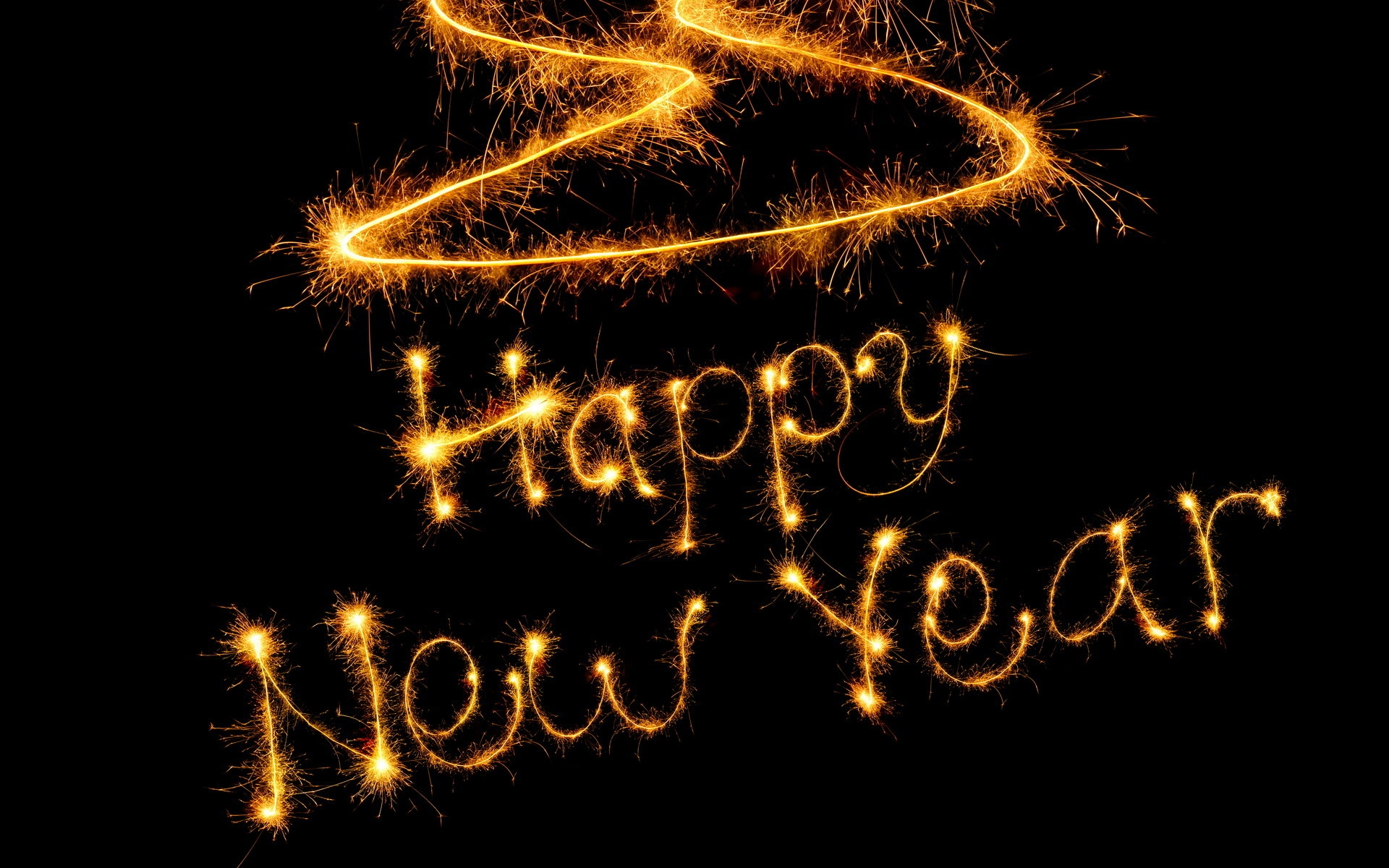 Happy New Year 2015 Light Images