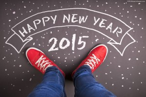 Happy New Year 2015 Wish Wallpaper