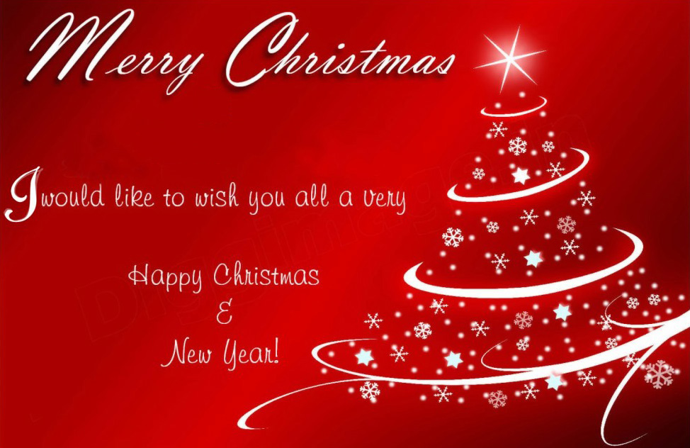 Christmas Card Greetings Message - Christmas Cards
